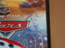 "Richard Petty, Signed Cover of ""Cars"" DVD, JSA COA, w/DVD, Disney, Pixar"