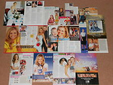 20+ BRIDIE CARTER Magazine Clippings