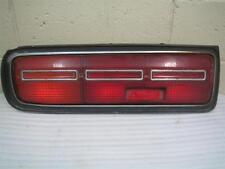 Datsun 260C Sedan Left Tail Lamp/Light (H230)
