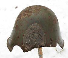 Romanian bunker damage helmet Stalingrad battlefield 1942