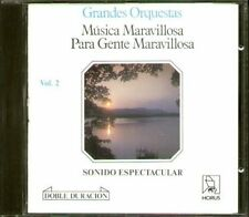 GRANDES ORQUESTAS - Vol.  2 - Varios - SPAIN CD Horus 1989 - Gente Maravillosa