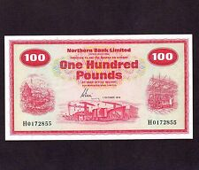 Northern Ireland, 100 Pounds 1978, P-192d, AU * Unlisted Date *