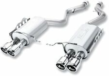 Borla 2008-2013 BMW M3 COUPE 4.0L V8 S65 E92 S-TYPE EXHAUST SYSTEM SS T304