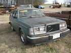 Late 1970s Early 1980s Volvo Wagon Diesel