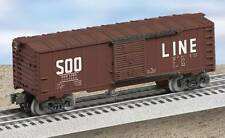 LIONEL #29888 PWC #3494-625 SOO LINES OPERATING BOXCAR