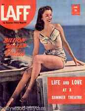 MARILYN MONROE on cover of LAFF MAGAZINE * 11x14 Cover Print * June 1946