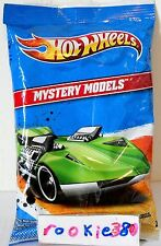 SEALED 2012 Hot Wheels WALMART EXCLUSIVE MYSTERY CAR * '69 CORVETTE * WHITE