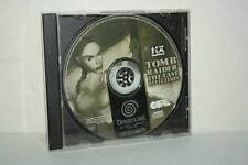 TOMB RAIDER THE LAST REVELATION USATO  DREAMCAST EDIZIONE ITALIANA PAL DM1 43419