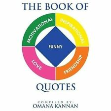 The Book of Quotes by Omana Kannan (2013, Paperback)