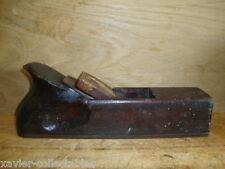 "Vintage Early Heavy ANTIQUE 2"" HILDICK blade WOOD/STEEL SOLE  SMOOTHING PLANE"