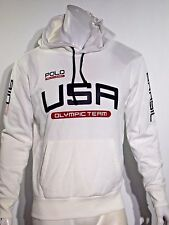 Polo Ralph Lauren team USA Olympic fleece men's hoodie size xxl NEW on SALE