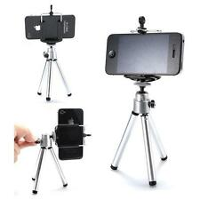 360° Rotatable Cell Phone Stand Tripod + Holder for Iphone Samsung Galaxy