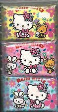 Sanrio Hello Kitty Tissue Printed Pack of 3 Flowers