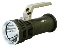 Z5 LED Aluminium Hi Power Rechargeable Search Light TORCH LANTERN LITHIUM ION