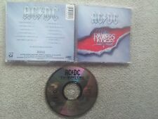 AC / DC THE RAZORS EDGE GERMAN COLLECTORS EDITION CD ANGUS YOUNG