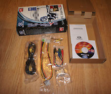 Free Shipping ATI RCA RGB to S-video/Male to Female converter/PC Power Cable