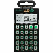 Teenage Engineering/CHEAP MONDAY po12 Pocket operatore RITMO DRUM MACHINE