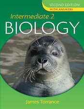 Intermediate 2 Biology Second Edition with Answers: With Answers Level 2, Fullar