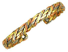 Sergio Lub Magnetic Bracelet – Quilt Brushed Small