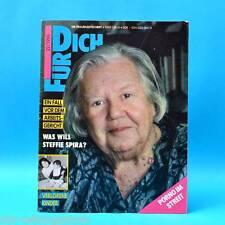 DDR FÜR DICH 22/1990 Steffie Spira Gustav Just Südamerika Frauenrechte Mode