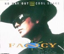 Fancy No way out/Cool snake (#8596212, feat. Latoya Turner) [Maxi-CD]
