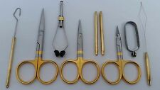 8 pcs set Fly tying tools kit High quality tools Specially created for beginners