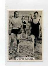 (Jo663-100)Ardath,Photocards,Pastimes Of Our King At Southwold Camp,1936 #198