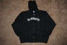OFFSPRING LOGO ZIP HOODED SWEATSHIRT HOODIE NEW OFFICIAL XXL IGNITION PUNK BAND