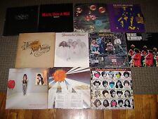 11 CLASSIC ROCK LP LOT-STONES-GRATEFUL DEAD-MOUNTAIN-YOUNG-DEEP PURPLE-WHO LPS
