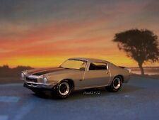 1971 71 CHEVY CAMARO Z/28 - 1/64 SCALE DIECAST MODEL COLLECT - DISPLAY - DIORAMA