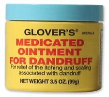 Glovers Medicated Ointment for Dandruff 3.5 oz (Pack of 2)