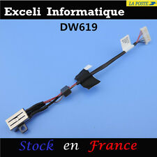 Connecteur alimentation Dc Power Jack cable wire Dell Inspiron 17 5000 5758