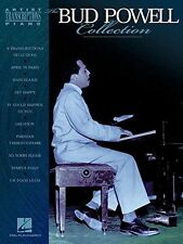 THE BUD POWELL COLLECTION--ARTIST TRANSCRIPTIONS-PIANO MUSIC BOOK-BRAND NEW-SALE