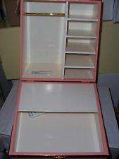 Franklin Mint JACKIE Kennedy BEAR Doll Wardrobe Trunk for Doll Bear& Ensembles