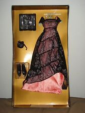 Franklin Mint Titanic Dinner Dress Ensemble For Vinyl Titanic Rose Doll.