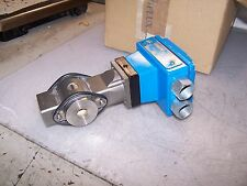 "NEW KROHNE 1/2"" MAGNETIC INDUCTIVE FLOW METER MODEL IFS5000/F-DIV2"