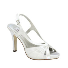Women's Bridal Shoes Dyeables Aliyah Size 9.5
