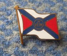 POLAND ROWING FEDERATION 1970's ENAMEL PIN BADGE