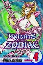 Knights of the Zodiac (Saint Seiya), Vol. 4