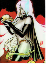 Lady Death serie 1 clearchrome tarjeta 3