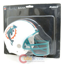 NFL Miami Dolphins Helmet Coin Bank 3D Figure Coin Bank