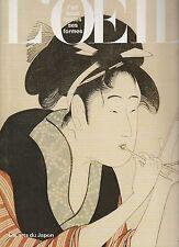 L'OEIL, Revue d'Art  n°414-415 janvier-février 1990 Les arts du JAPON