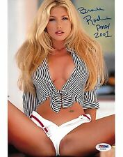 Brande Roderick Signed Playboy 8x10 Photo PSA/DNA COA Playmate Picture Autograph