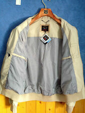 Paul&Shark L Silver Collection I Harrington I Brioni Shop NWT Riri® M
