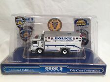 Code 3 - NYPD Mack Saulsbury Emergency Services Unit Heavy Rescue New