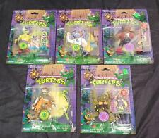 Teenage Mutant Ninja Turtle TMNT Lot Tokka BeBop Magenta Card Rare Rat King 1992