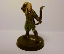 LOTR THE HOBBIT LEGOLAS FELLOWSHIP METAL MINIATURE