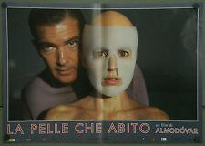 QH83 THE SKIN I LIVE IN / LA PIEL QUE HABITO PEDRO ALMODOVAR 4 orig POSTER ITALY