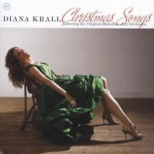 Christmas Songs by Diana Krall (CD, Nov-2005, Verve)