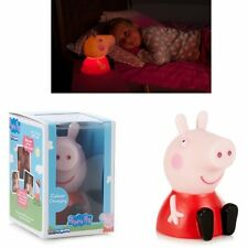 Peppa Pig 'Illumi-mates' Led Bedroom Night Light Brand New Gift